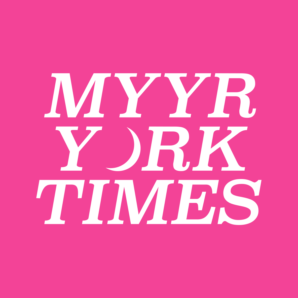 Myyr York Times